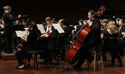 JMU Chamber Orchestra Learn More